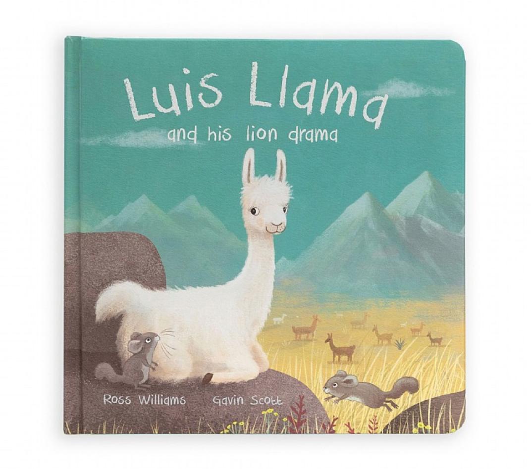 Luis Llama Book