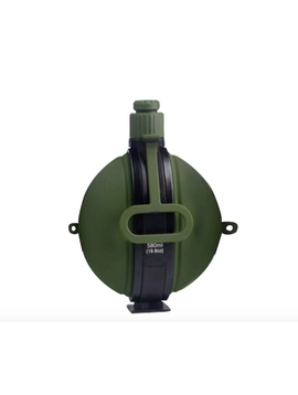Mad Man Collapsible BPA Free Hot/Cold Canteen