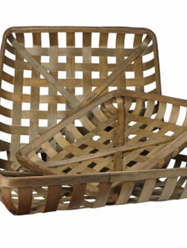 Square Tobacco Basket