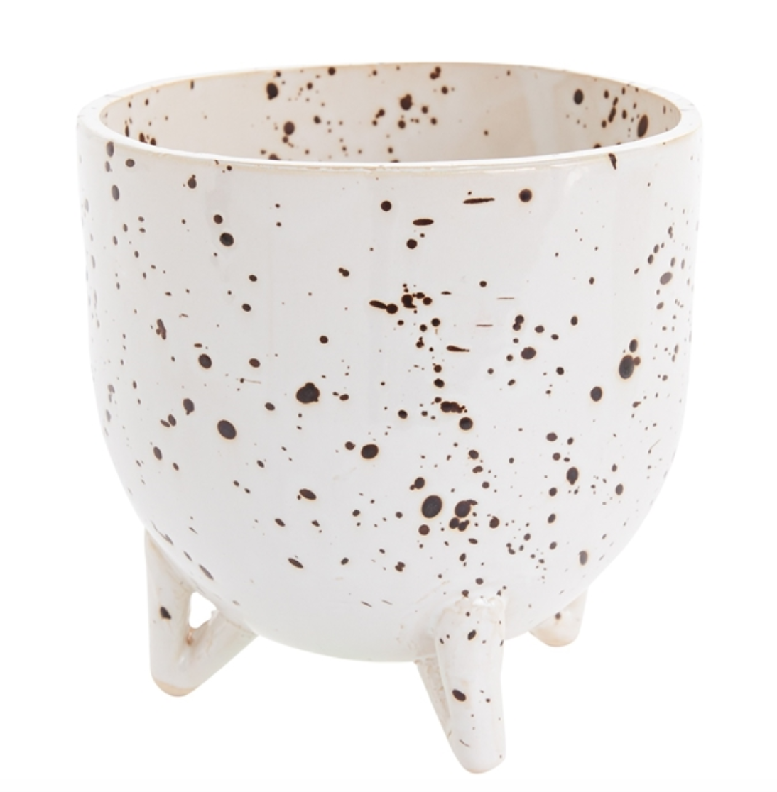 Accent Decor Reid Pot 6.75x6.5""