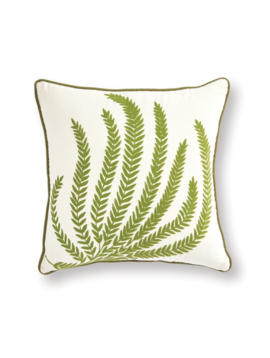 "Fern 18"" Square Pillow"