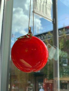 Decatur Glassblowing Decatur Handblown Glass Apples