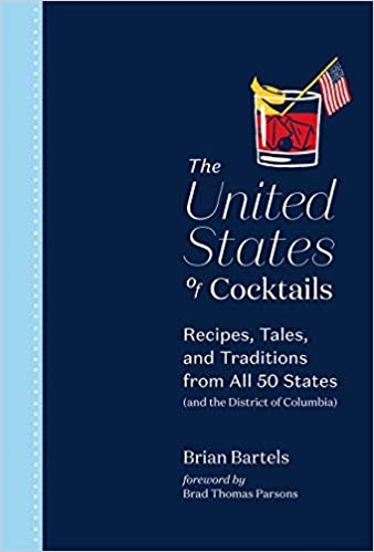 Hachette Books The United States of Cocktails
