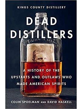 Hachette Books Dead Distillers
