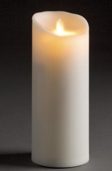 Lightli Outdoor Flame Pillar