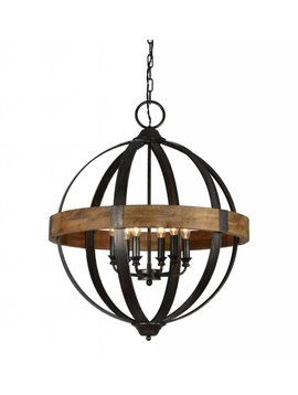 Bristol 6 Light Chandelier