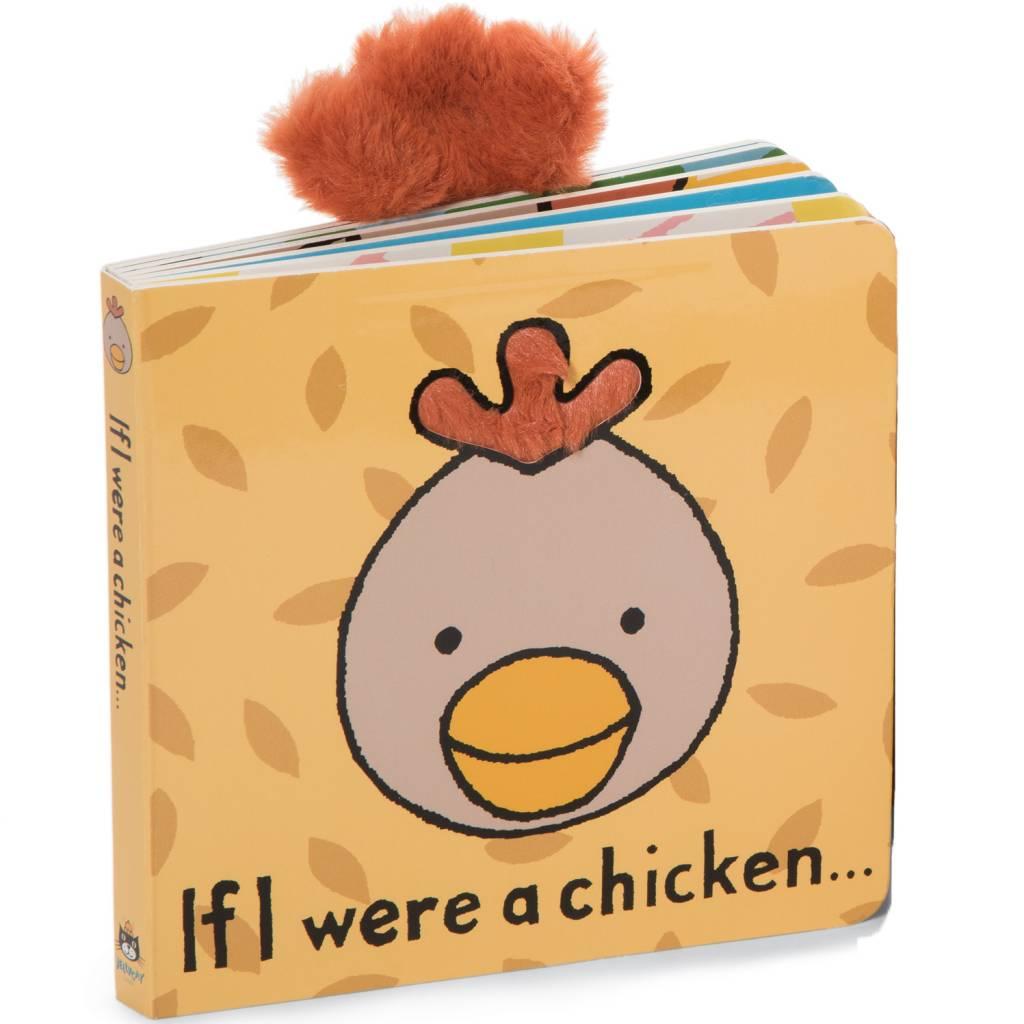 If I Were a Chicken book