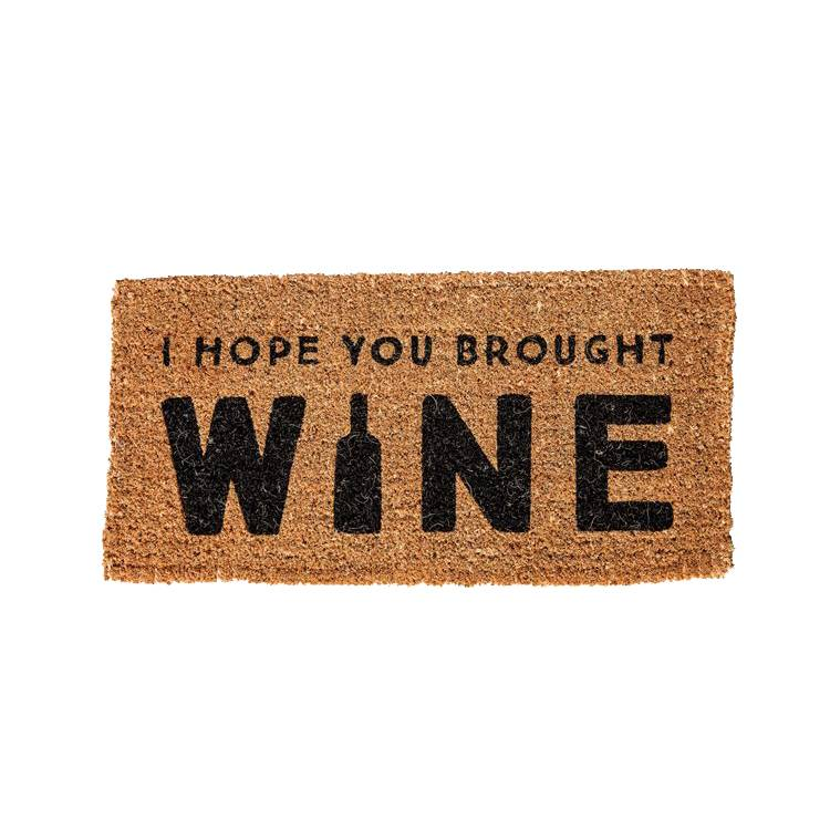 Wine Welcome Mat
