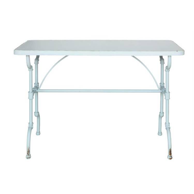 Mint Metal Table