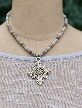 Orion Cross Necklace