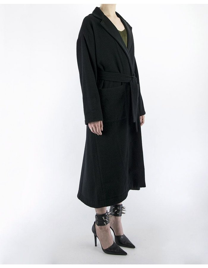 ANDREA YA'AQOV LONG CASHMERE COAT