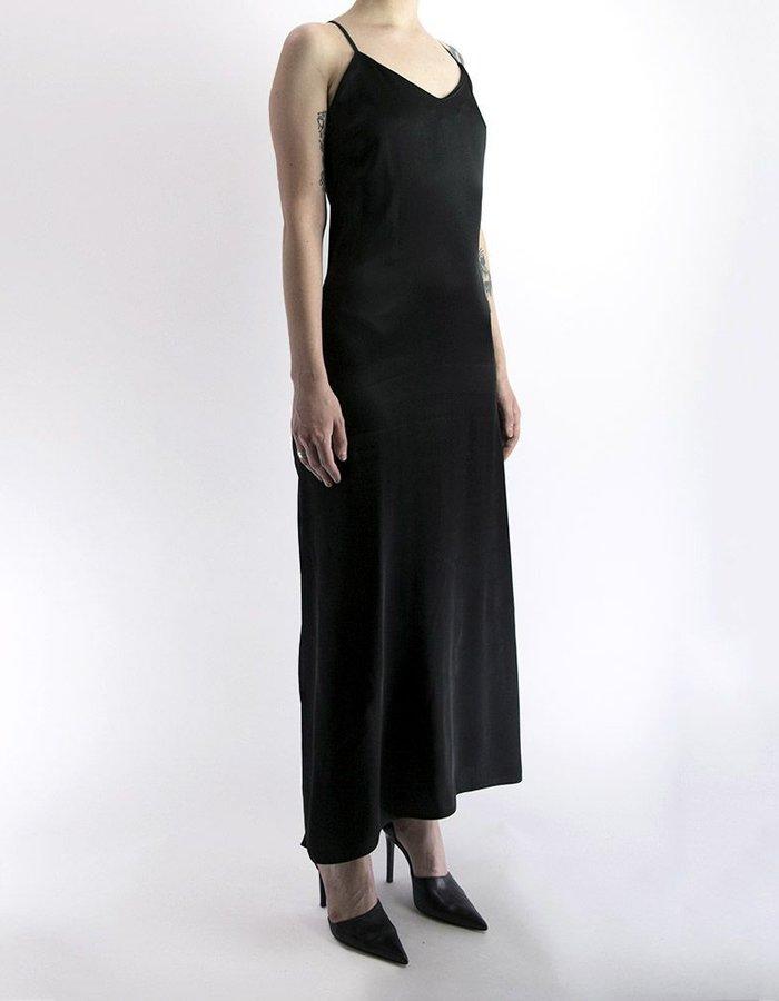 ANDREA YA'AQOV OPEN BACK LONG DRESS