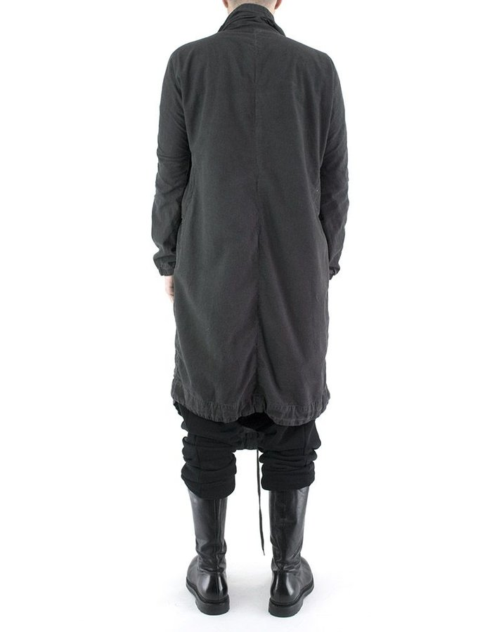 ARMY OF ME LIGHTWEIGHT OVERSIZED COTTON COAT 17