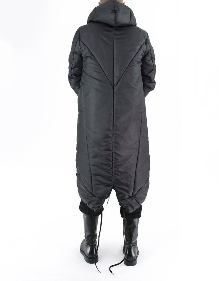 ARMY OF ME PADDED PARKA COAT 04