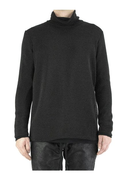 DAVID'S ROAD METAL KNIT TURTLENECK