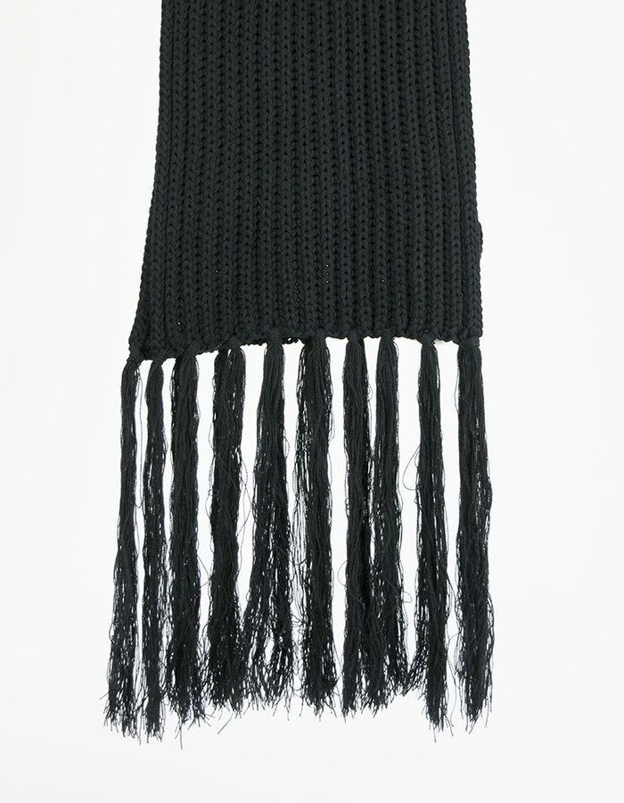 RUDSAK FLEET SCARF WITH FRINGE