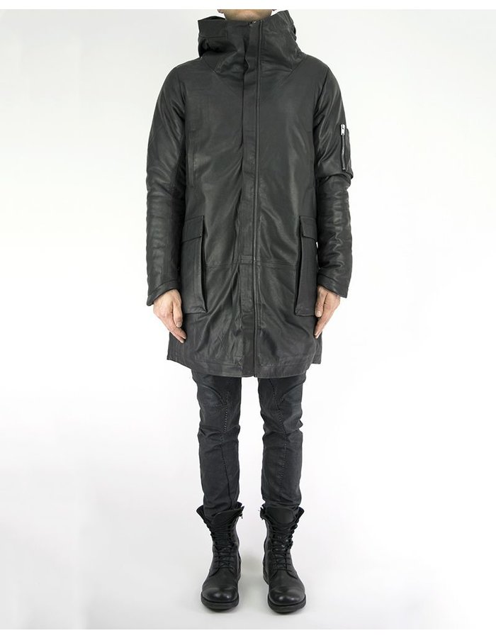 10SEI0OTTO PARKA WITH INTERNAL SHEARLING