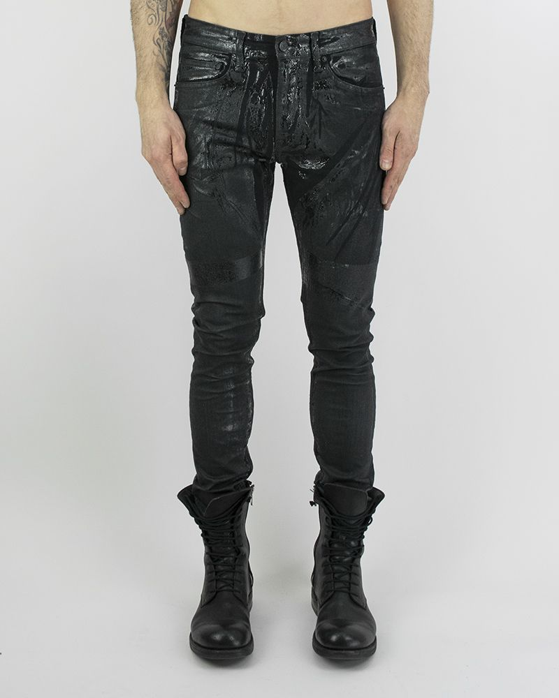 DIPPED WAXED DENIM - COLLA
