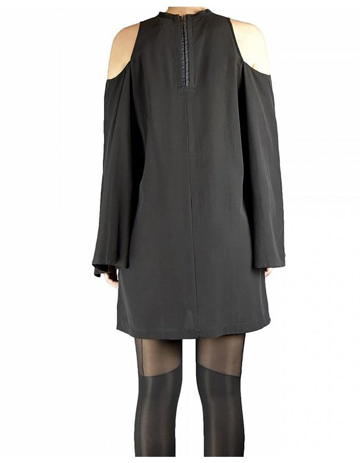 LOST AND FOUND HOOK SLEEVE DRESS