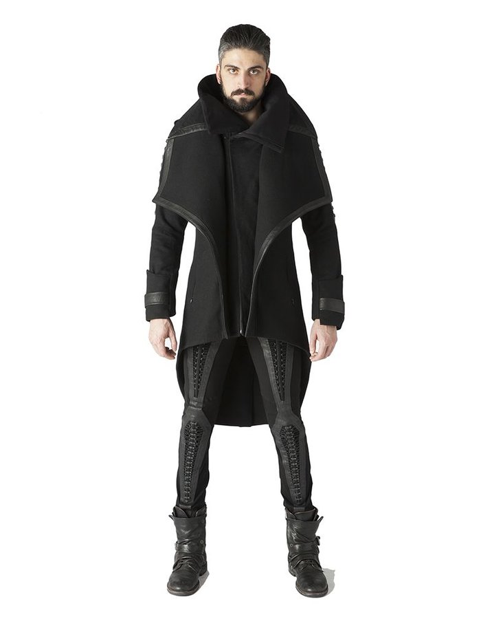 GELAREH DESIGNS ISOPTIC COAT