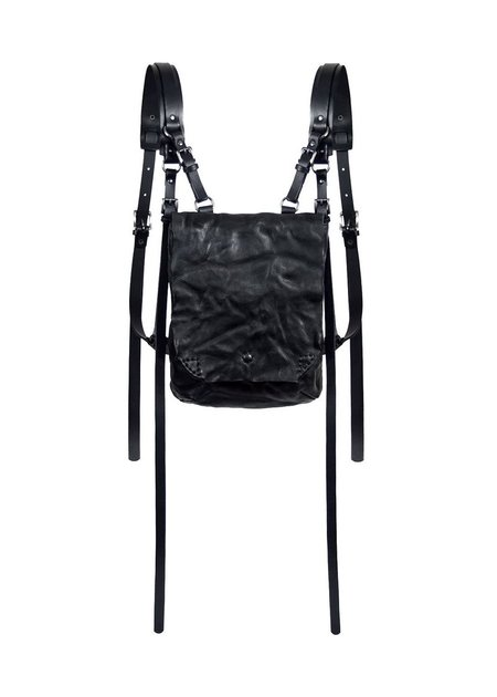 TEO + NG ALEKO LEATHER HARNESS BAGS