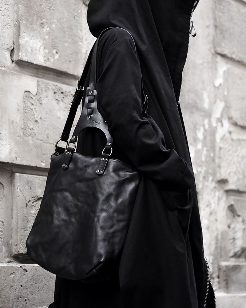 MIKKO LEATHER BACKPACK