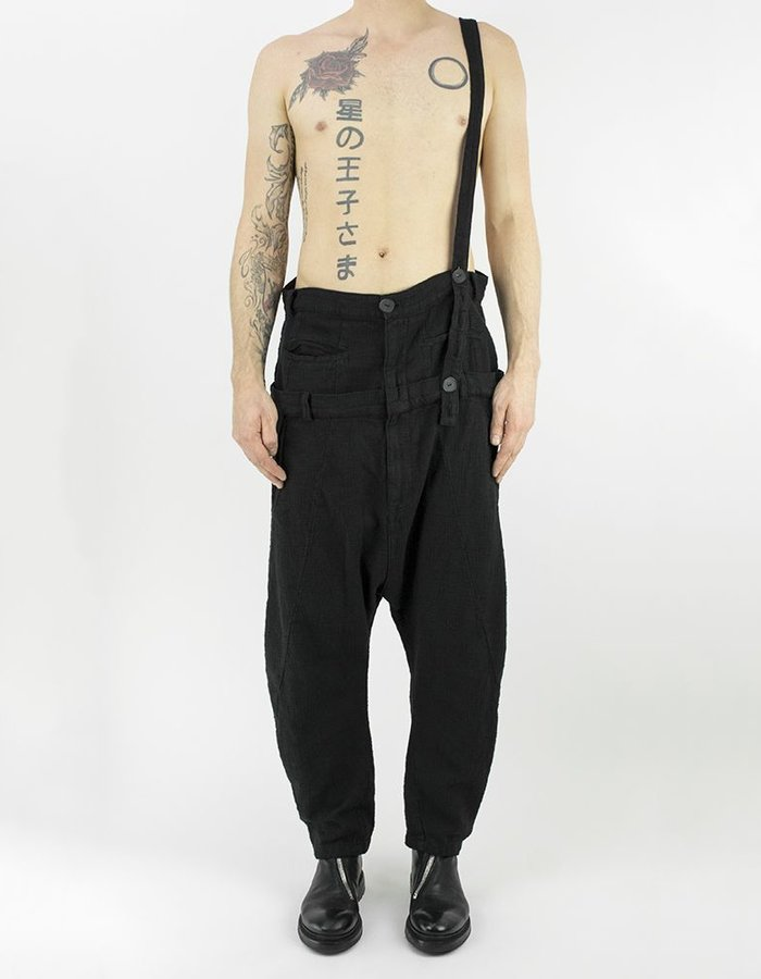 ARMY OF ME DUAL WAISTBAND TROUSER