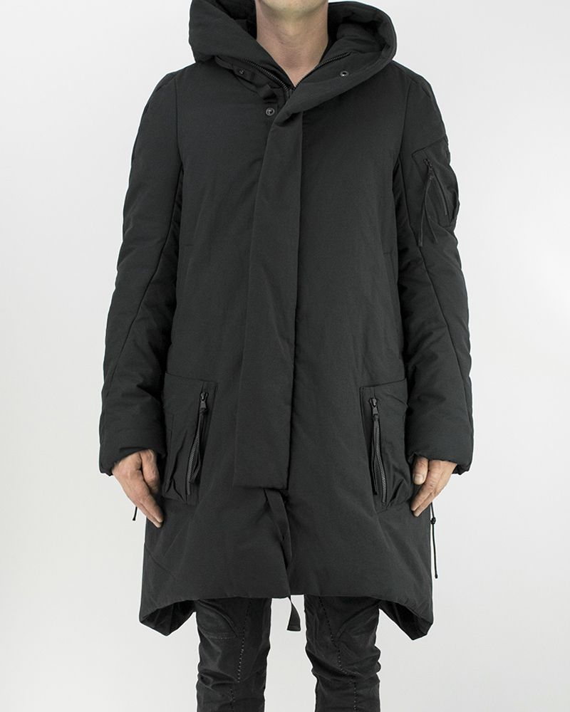 MULTI-POCKET PARKA