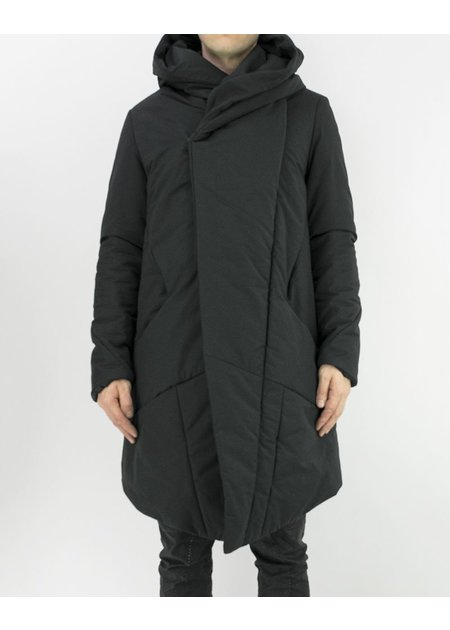 139DEC HIDDEN ZIPPER PARKA