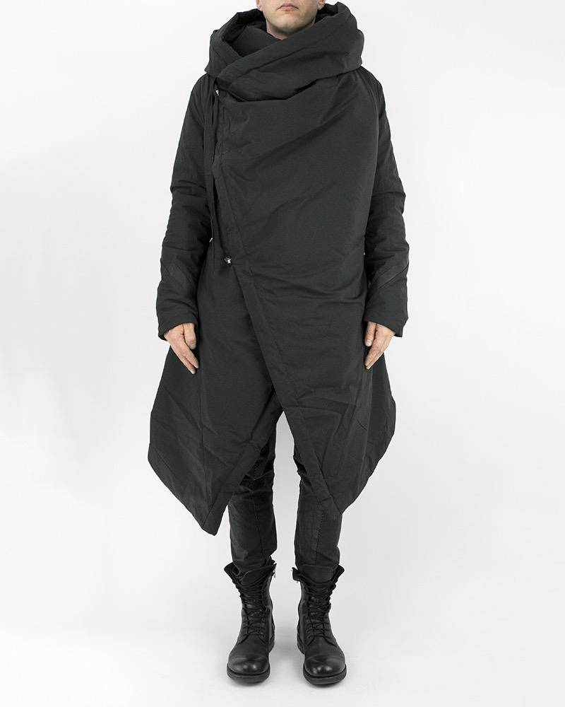MEN'S OVERSIZE WRAP PARKA