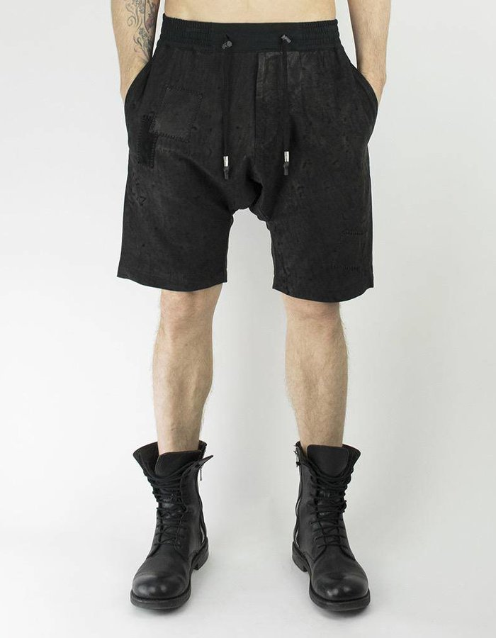 TNBP LEATHER SAUROPOD SHORT