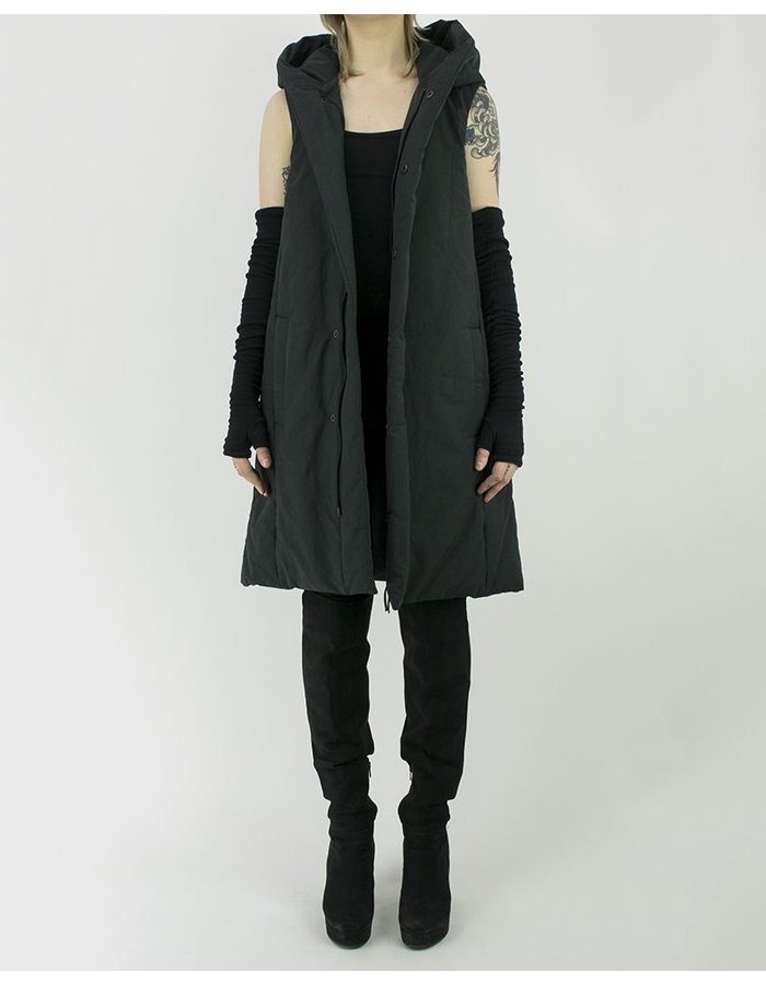 139DEC SLEEVELESS PARKA