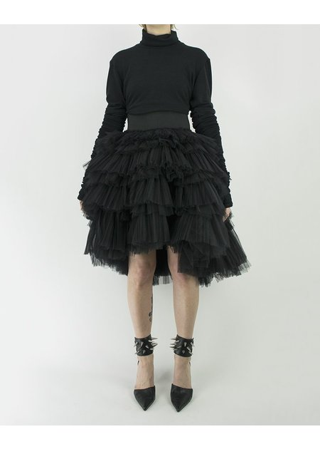 DAVID'S ROAD 8 TIER TULLE SKIRT
