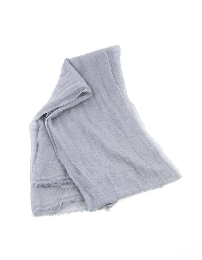 galadriel 100 cashmere 120 x 200 scarf grey by claudio cutuli shopuntitled. Black Bedroom Furniture Sets. Home Design Ideas