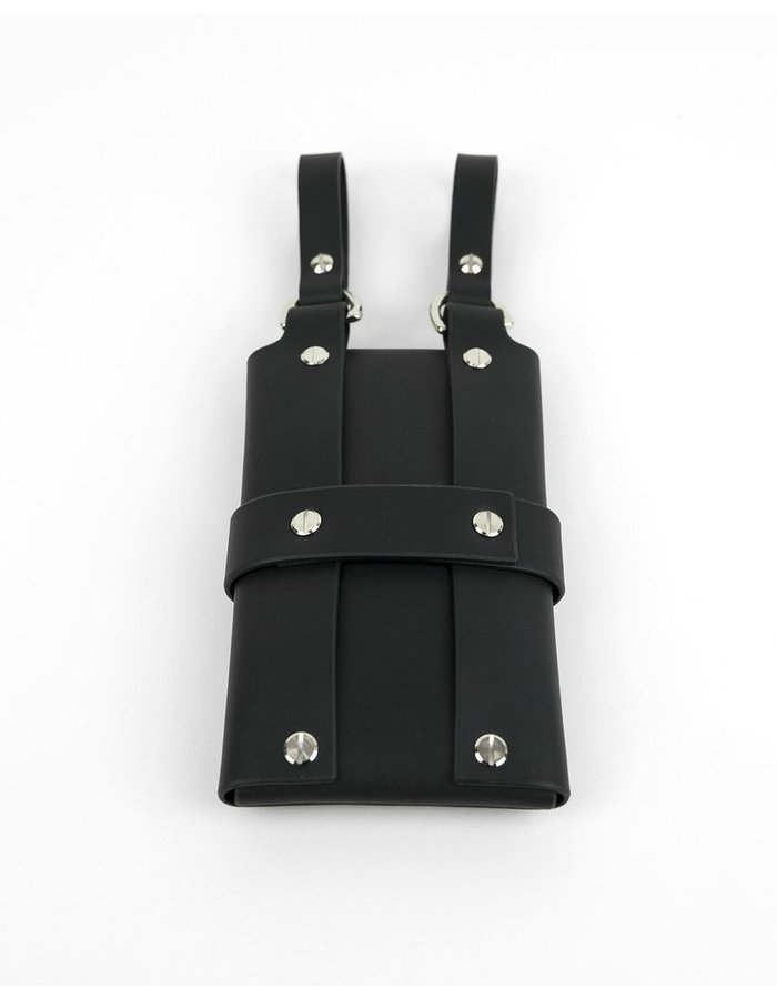 FLEET ILYA DOUBLE POCKET BELT BAG