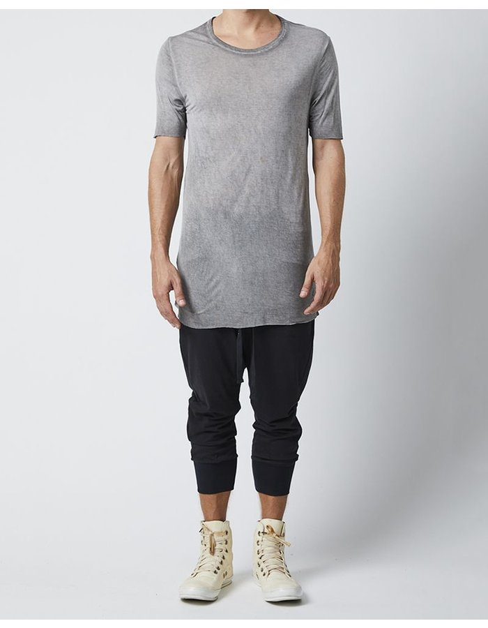 THOM KROM SHORT SLEEVE T-SHIRT - DIRT