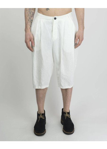 HANNIBAL HONG TROUSER SS17 WHITE
