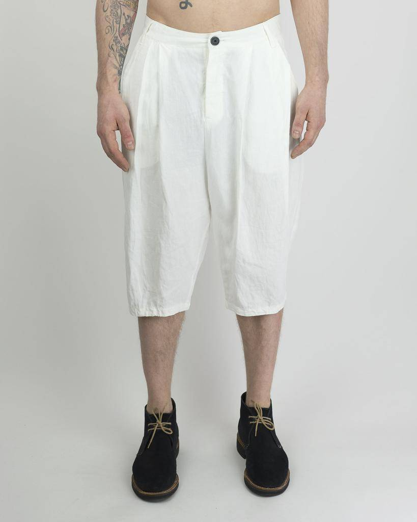 HONG TROUSER SS17 WHITE