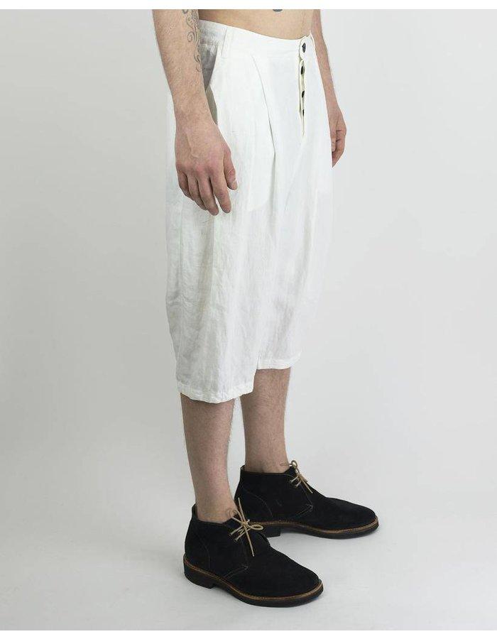 HANNIBAL HONG TROUSER SS17 WHITE