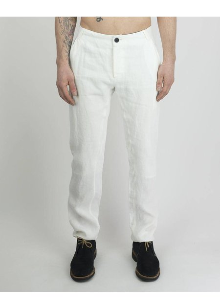 HANNIBAL HARMEN TROUSER SS17 WHITE