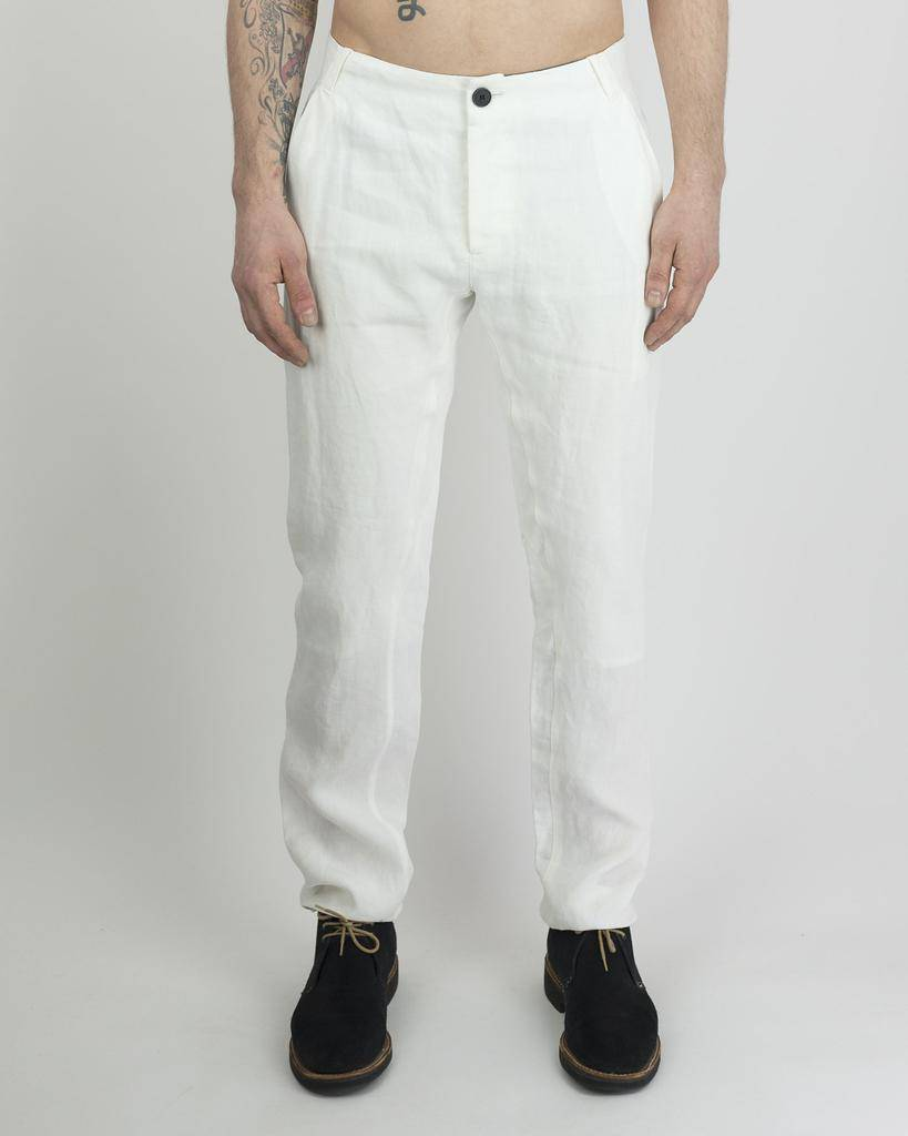 HARMEN TROUSER SS17 WHITE