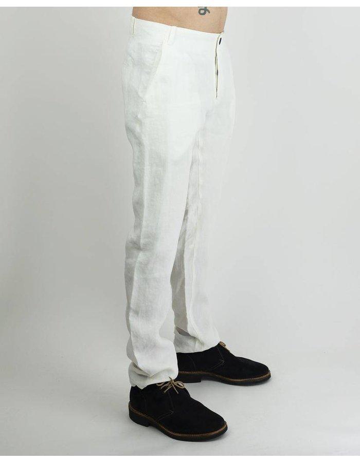 HANNIBAL HARMEN TROUSER SS17 WHITE