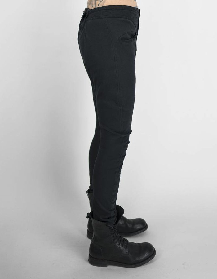 SANDRINE PHILIPPE ESCARGOT RIB PANTS
