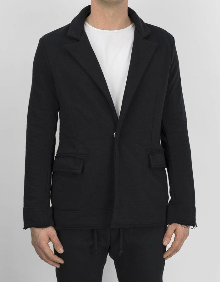 DAVID'S ROAD COTTON BLAZER