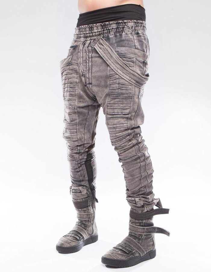 DEMOBAZA TROUSERS FIT ARRAY
