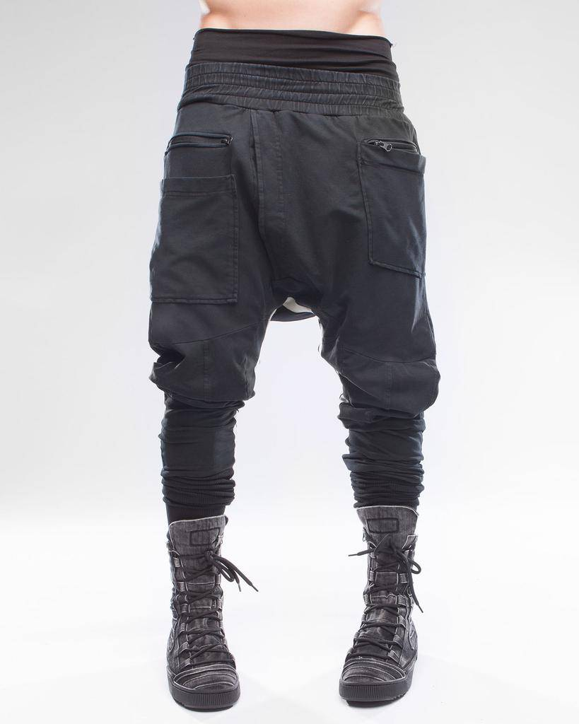TROUSERS BLACK GUARD