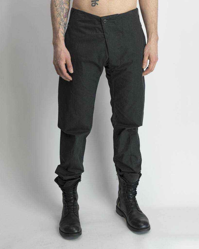 COTTON SLIM PANTS