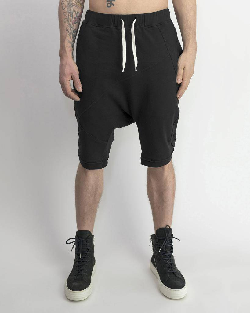 PHARYNX SHORTS BLACK