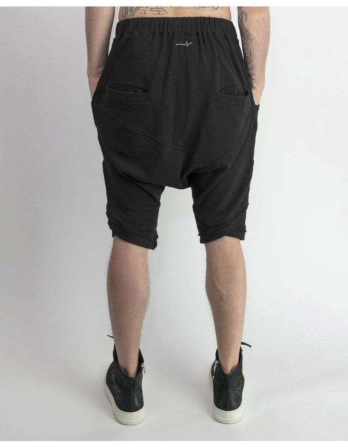FIRST AID TO THE INJURED PHARYNX SHORTS BLACK