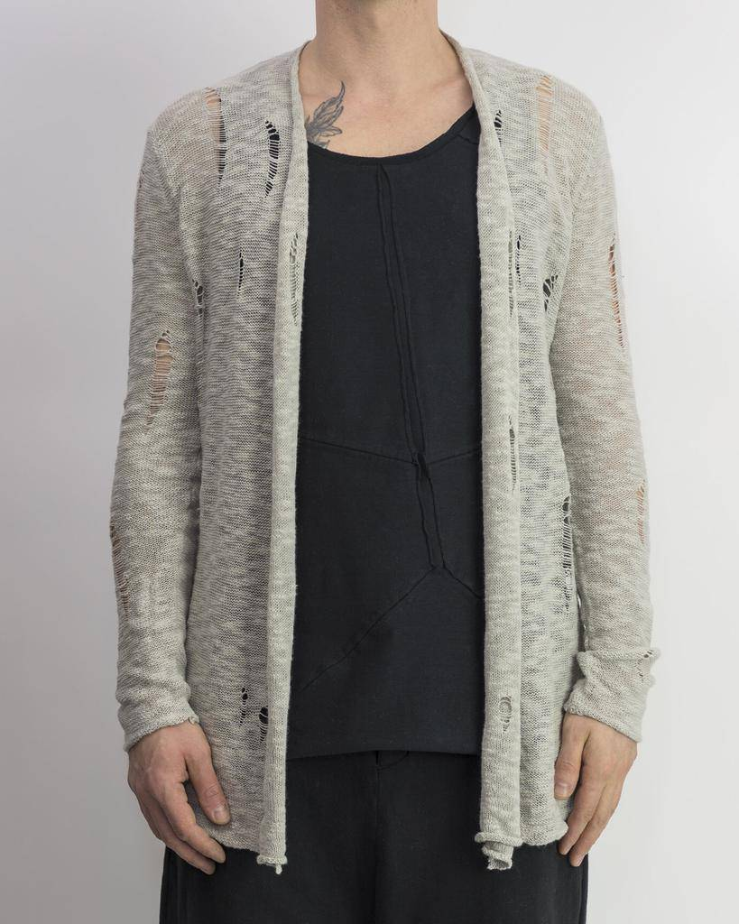 THORAX KNIT CARDIGAN